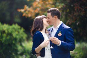 Reader rock garden wedding photography Calgary photographer ceremony marriage Nathalie Terekhova wedding photographer
