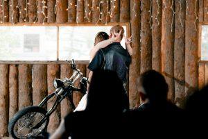 Riverbend campground wedding Calgary Okotoks photography photographer