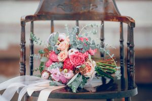 Winter wedding photographer Calgary Nathalie Terekhova Fine art photography Yes Darling florist