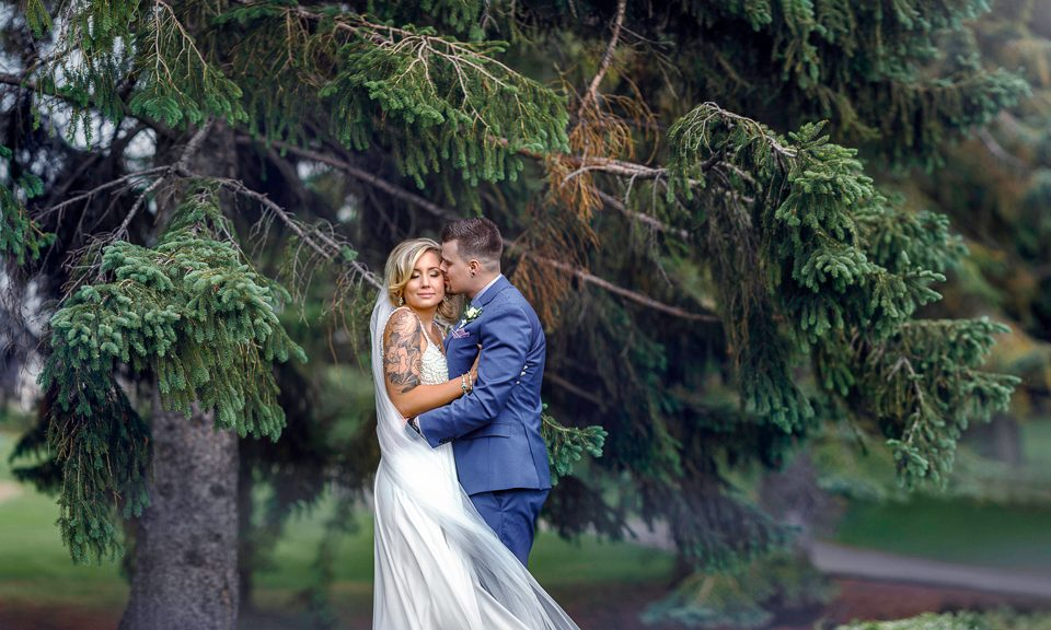 Calgary wedding photographer Nathalie Terekhova